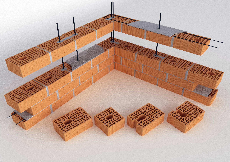 Murature estudio de proyectos edilicios consultora de - Casa in muratura portante ...