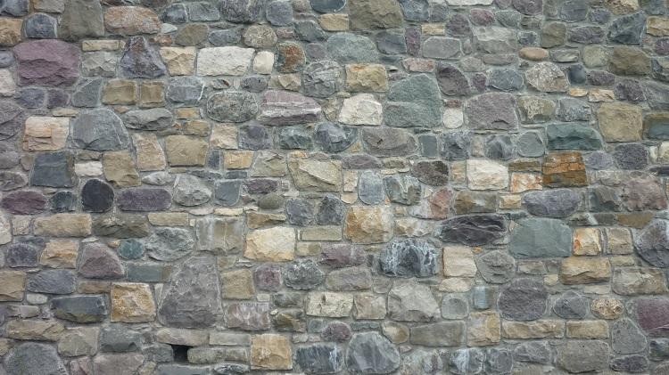 Rivestimento murale per esterno cemento armato precompresso - Rivestimento per esterno in pietra ...